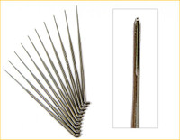 German Rooting Needles 46 Gauge With 6 Barbs - Pack of 10