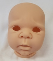 Eric Reborn Vinyl Doll Head by Adrie Stoete  Mix & Match