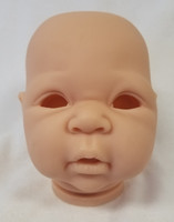 Carmen Reborn Vinyl Doll Head by Adrie Stoete  Mix & Match