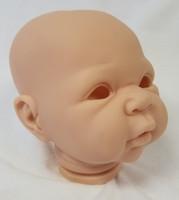 Carmen Reborn Vinyl Doll Head by Adrie Stoete  Mix & Match - HEAD ONLY