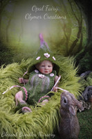 Opal Fairy Fantasy Reborn Vinyl Doll Kit by Shawna Clymer SOLD OUT