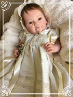 Deryn Reborn Vinyl Doll Kit by Mayra Garza