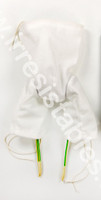 """German Doe Suede Lower Body with leg armatures for 43"""" Dolls Attaches at waist 830GW"""
