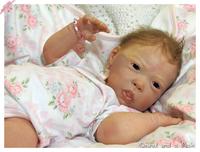 Jaylin Reborn Vinyl Doll Kit by Jannie De Lange