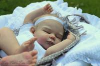 Josiane Reborn Vinyl Doll Kit by Didy Jacobsen - LDC
