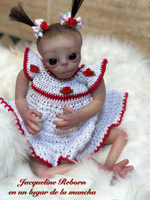 Elara Reborn Vinyl Doll Kit by Jade Warner IRRESISTABLES EXCLUSIVE!