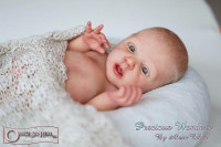 Noah Reborn Vinyl Doll Kit by Linde Scherer