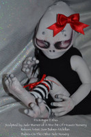 Eithia Reborn Baby Alien Vinyl Doll Kit by Jade Warner  Irresistables Exclusive!