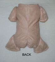 """Doe Suede Body for 19-21"""" Dolls 3/4 Jointed Arms 7/8 Jointed Legs #1273SH"""