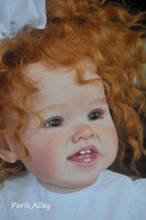Adele Reborn Vinyl Toddler Doll Kit by Ping Lau