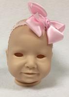 Jackie Reborn Toddler Vinyl Doll Kit by Regina Swialkowski