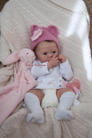 Eloisa Reborn Vinyl Doll Kit by Andrea Arcello SOLD OUT