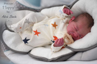 Happy Reborn Vinyl Doll Kit by Adrie Stoete Limited Edition