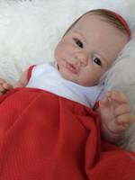 Fiona Reborn Vinyl Doll Kit by Elisa Marx