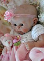 Petunia Tiny Micro-Preemie Fantasy Fairy Reborn Vinyl Kit by Marita Winters