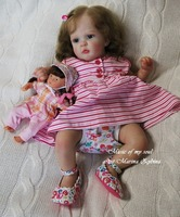 Jocy Reborn Vinyl Doll Kit by Olga Auer