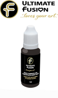 Ultimate Fusion All in One Air Dry Paint Flesh 01 12ml Bottle (.4 ounce)