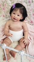 Teegan Reborn Vinyl Toddler Doll Kit by Ping Lau