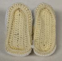 Crochet Baby Doll Sandals Newborn to 6 Months 0218-284
