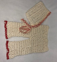 Crochet Premie Doll Outfit for 14 inch baby dolls 0218-306