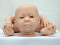 Annabelle Reborn Vinyl Doll Kit by Hermi Cuqueralla 19 Inch Size