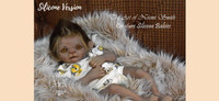 Vlad the vampire Reborn Vinyl Doll Kit by Noemi Smith