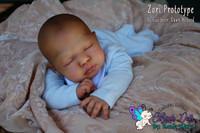 Zori Reborn Vinyl Doll Kit by Dawn Murry McLeod