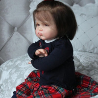 Grace Reborn Vinyl Toddler Doll Kit by Ping Lau