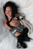 Autumn Reborn Vinyl Doll Kit by Ping Lau Mila's Little Sister
