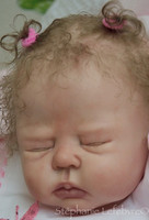 Lindsey Reborn Vinyl Doll Kit by Sandy Faber