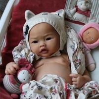 Ping Ping Reborn Vinyl Doll Kit by Ping Lau