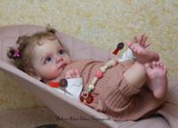 Maggi Limited Edition  Reborn Vinyl Doll Kit by Natali Blick