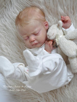 Penelope Reborn Vinyl Doll Kit by Jannie De Lange