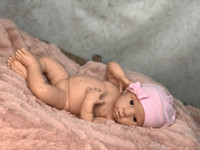 Lillian Jade by Laurie Sullivan Silicone Full Body Doll Kit Unpainted