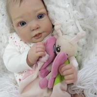 Fenna Reborn Vinyl Doll Kit by Elly Knoops
