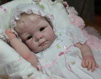 Hannah Reborn Vinyl Doll Kit by Elly Knoops