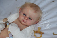 Archie Reborn Vinyl Doll Kit by Julia Homa