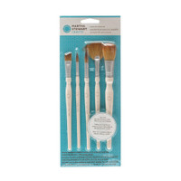 Blending and Detailing Brush Set for Reborners 5 piece set