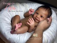 Ava Reborn Vinyl Doll Kit by Cassie Brace LIMITED EDITION!