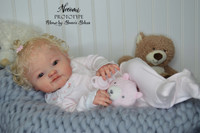 Naomi by Ping Lau Limited Edition Reborn Vinyl Doll Kit