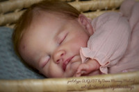 August Reborn Vinyl Doll Kit by Dawn Murry McLeod