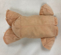"""German Doe Suede Body for 8-9"""" Dolls 3/4 Jointed Arms 3/4 Jointed Legs #495GF"""