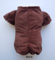 """German Doe Suede Body for 10"""" Dolls 3/4 Jointed Arms Full Jointed Legs #1710GE"""