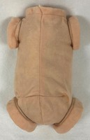 """German Doe Suede Body for 19-21"""" Dolls Full Jointed Arms Full Jointed Legs #589GF"""