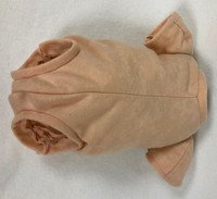 """German Doe Suede Body for 19-21"""" Dolls 3/4 Jointed Arms Full Unjointed Front Legs #1625GF"""