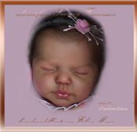 Valentina Vinyl Doll Head by Elisa Marx - HEAD ONLY