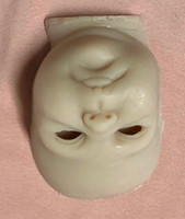 Awake Silicone Face Only by Jade Warner Unpainted for Practice