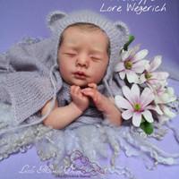 Lore Reborn Vinyl Doll Kit by Karola Wegerich
