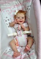 Maty  Reborn Vinyl Doll Kit by Lara Bissette