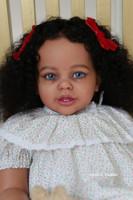 Katie Marie Toddler Reborn Vinyl Doll Head by Ann Timmerman - Head Only